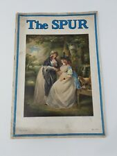 1933 May THE SPUR ILLUSTRATED Vintage Advertisements Wedding Travel Fishing Art