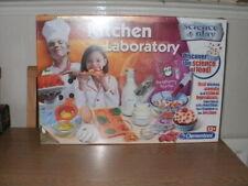 Clementoni Science & Play Kitchen Laboratory Set **NEW & SEALED**