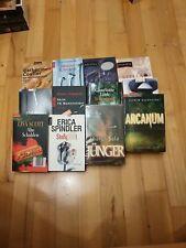 Krimi Thriller Paket 12 Bücher Erica Spindler, Catherine Coulter, Charlotte Link