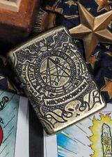 ZIPPO ★ BOOK OF THE DEAD (Armor - 360° MultiCut)