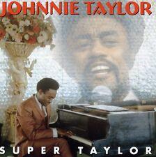 Johnnie Taylor - Super Taylor [New CD]