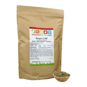 Mangan 15.000 für Pferde (NEU - pelletiert 1 kg - organisch)