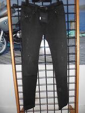 NOS Harley Davidson Womens Sz 4 Skinny Jean Pyramid Studs Jean Pants 96375-12VW