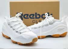 New $180 Reebok DMX Run 10 Gum White/Skull Grey Rare Retro Pump Omni sz 9 MEN