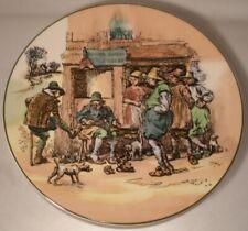 Royal Doulton Collector Plate Roger Solem Cobler