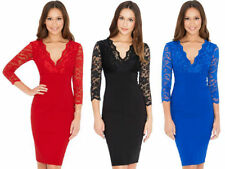 Goddess Lace Wiggle, Pencil Dresses for Women