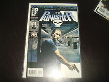 THE PUNISHER #9 Garth Ennis Marvel Kinghts Comics - NM 2002