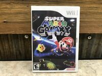 Super Mario Galaxy - Nintendo Wii - ***DISC ONLY READ**** - FULLY TESTED -  #A