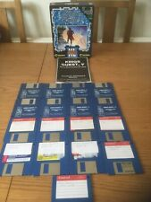 VINTAGE COMMODORE AMIGA KINGS QUEST V COMPLETE