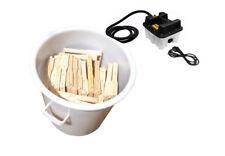 *Nouveau* Ensemble de chaudière à cire à vapeur - Ruche / Enfumoir / Extracteur
