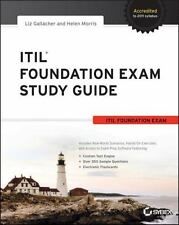Itil Foundation Exam Study Guide (Paperback or Softback)
