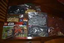 LEGO Star Wars Trade Federation MTT (7662) Complete Authentic Only 1 manual