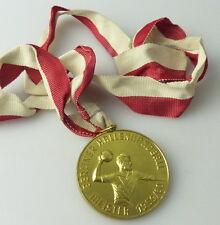 Medaille : Berliner HAllenhandball Meister 1959/60 /r 392