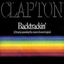 * ERIC CLAPTON - Backtrackin  (CD, Sep-1988, 2 Discs, Universal/Rso)