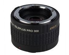 Kenko Teleplus Pro 300 AF 2.0x DGX Teleconverter for Canon DSLR Cameras