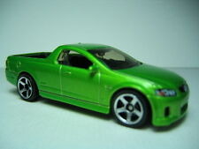 MATCHBOX HOLDEN VE UTE COMMODORE LIME GREEN SHARP UNOPENED PACKAGE