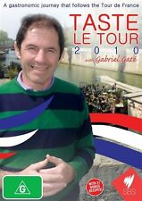 Taste Le Tour 2010 With Gabriel Gate (DVD, 2010)