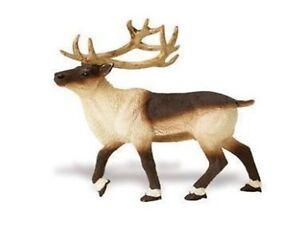 Safari ltd 277929 Reindeer 3 7/8in Series Wild Animals