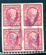 #368-used blk (4)-w/ XF/S centering and xx lite cancel strikes - Gorgeous blk!