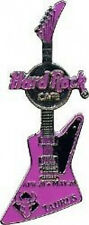 Hard Rock Cafe TOKYO 2005 Taurus BIRTHDAY Electric GUITAR Series PIN HRC #35216
