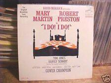 SEALED SOUNDTRACK LP I DO I DO 1966 MARY MARTIN RCA