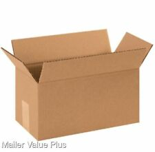 50 - 12 x 6 x 6 Shipping Boxes Packing Storage Cartons Cardboard Mailing Box
