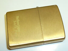 "MARLBORO ""LIGHTS SOFT PACK"" ZIPPO LIGHTER - SPECIAL EDITION - 2000 -NEVER STRUCK"