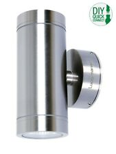 Lucci Marine Exterior Up/Down Wall Bracket in Marine Grade Stainless Steel