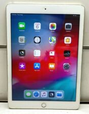 Apple iPad Air 2 A1566 MH182X/A 64Gb Gold WiFi Tablet - Bids From $1