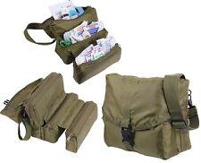 Coreman M3 Medic Bag Trauma First Aid Kit STOCKED Military Survival Pack ODG+