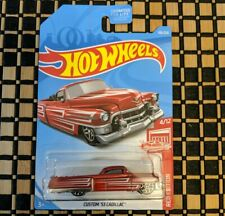 2019 HOT WHEELS Custom '53 Cadillac, Target Red Edition 4/12, 106/250 [Red]