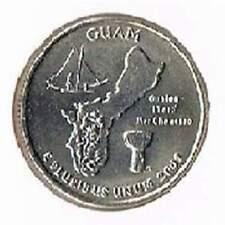Amerika quarter 2009 D Unc - Guam