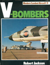 V-BOMBERS RAF AVRO VULCAN_VICKERS VALIANT_HP VICTOR_COLD WAR_NUCLEAR DETERRENT