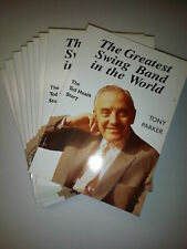 TED HEATH THE GREATEST SWING BAND IN THE WORLD BRAND NEW 1x 128 PAGE BOOK RARE