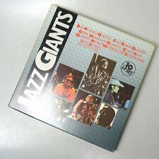 10 LP-BOX Jazz Giants VINILE Curcio