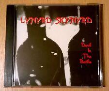 Mint CD single promo only LYNYRD SKYNYRD Devil in the Bottle CAPRICORN RECORDS