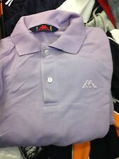 KAPPA POLO IN  small AT £7 IN  PURPLE 36/38 INCHWITH LOGO small