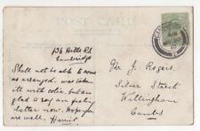 Mr J Rogers Silver Street Willingham Cambridgeshire 1910 784b