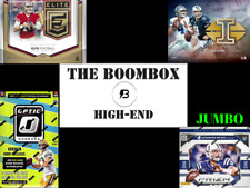 The High-End Boombox FOOTBALL (6-10 Hobby Packs PLUS One-Touch Magnetic)