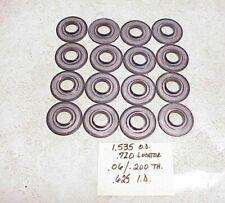 16 Manley Valve Spring Seat Locators 1.535