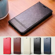 Genuine Leather Wallet Case Magnetic Flip Cover For iPhone 11 Pro Max Xs XR 7 8