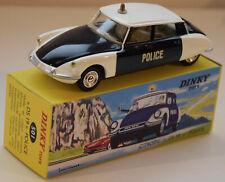 DINKY TOYS ATLAS - CITROEN DS 19 POLICE - 501 - Complet - Neuf en boite - MIB
