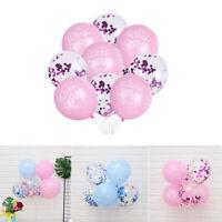Macaron Balloon Jumbo Confetti Ballon Giant Latex Birthday Party Decor~