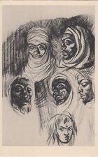 7274) LIBIA, ARABI, ILLUSTRATORE DAZZI, FIERA DI TRIPOLI.