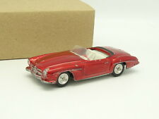 Solido 1/43 - Mercedes 190 SL Rouge