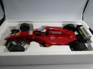 Minichamps 1:18 Michael Schumacher Ferrari 412T2 Launch Car 1996 F1 510961891
