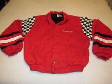 MENS VINTAGE MOPAR DODGE MOTORSPORTS JACKET SIZE LARGE GREAT SHAPE