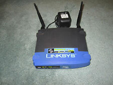 Linksys WRT54G V5 802.11g 4 port router