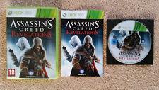assassin's creed revelation   Xbox 360 / complet . full Fr