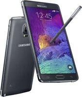 Samsung Galaxy Note 4 SM-N910F 32GB Schwarz (ohne Simlock) NEU OVP MwSt